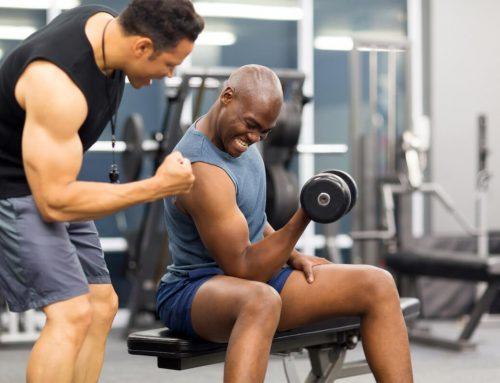 Steigerung der sportlichen Leistung mit coMra-Therapie
